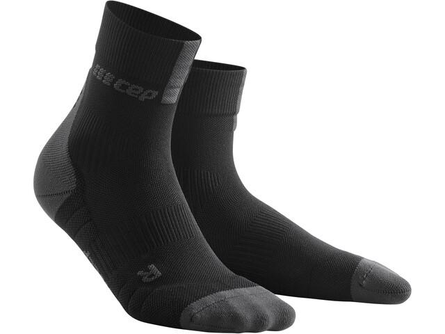 cep Short Socks 3.0 Uomo, nero/grigio